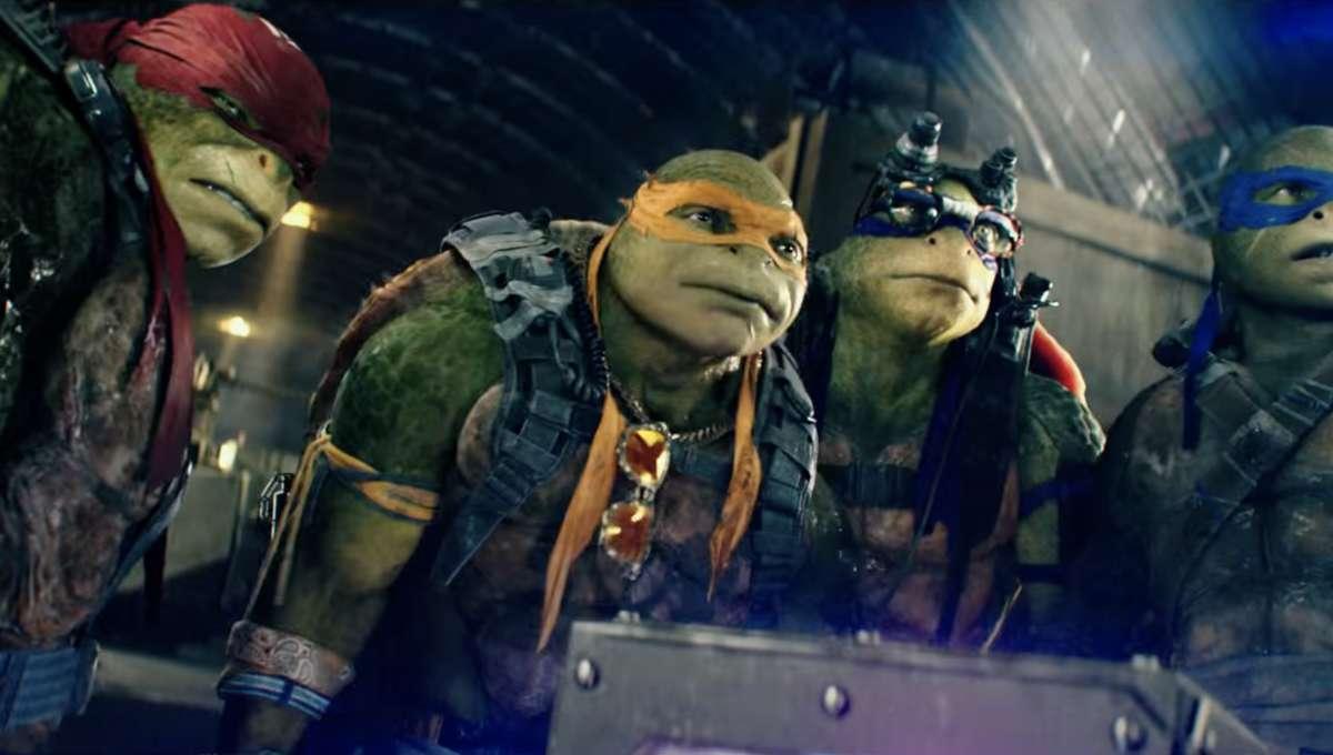 Teenage Mutant Ninja Turtles Out of the Shadows Trailer Still