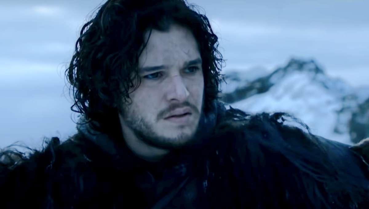 Jon Snow Kit Harrington Season 2 Game of Thrones