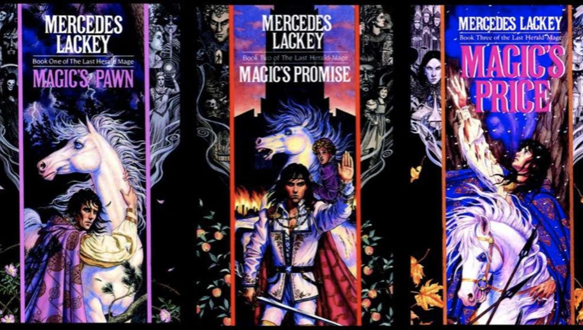 Valdemar Trilogy The Last herald-mage