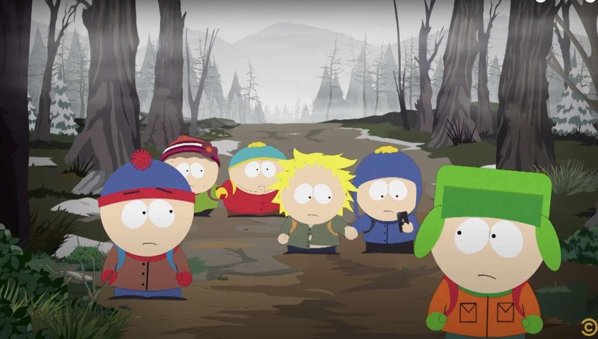 South Park Still