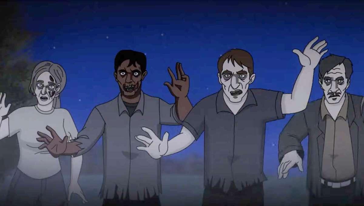 Night of the Animated Dead Trailer Still