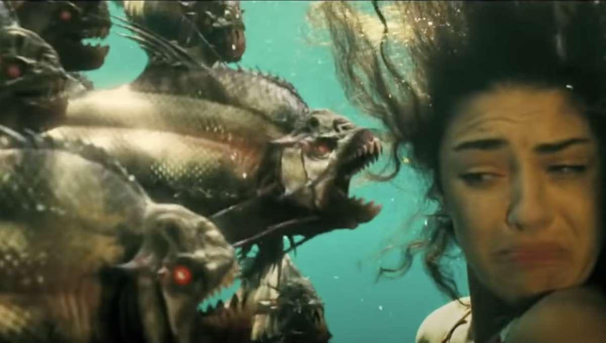 Piranha 2010 Trailer Still