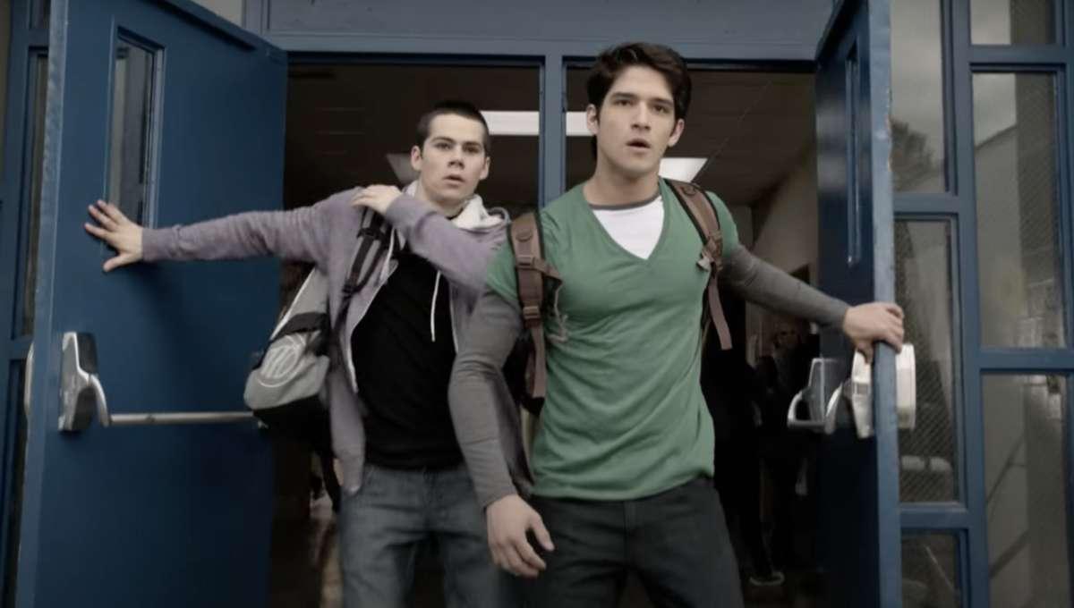 Teen Wolf Trailer Still