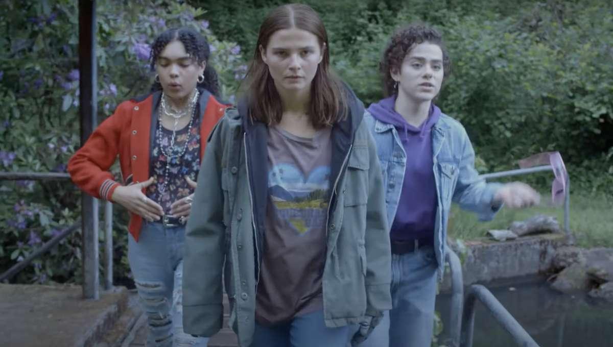The Girl In The Woods Trailer Still