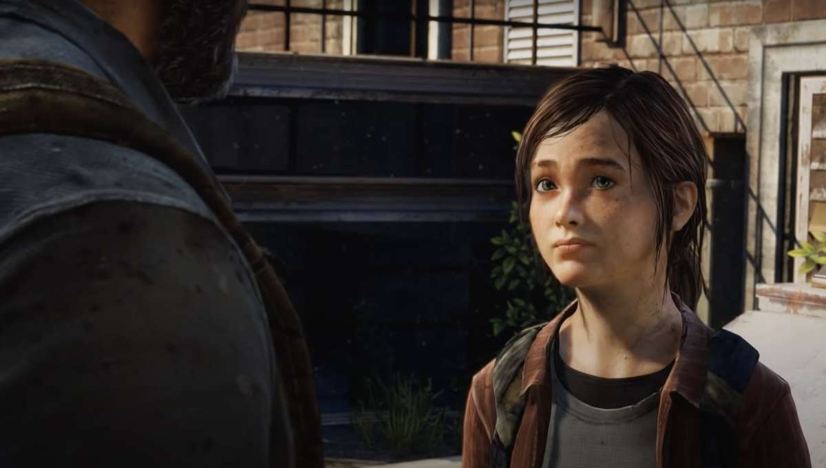 The Last of Us Game Trailer Still