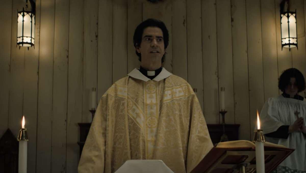 Midnight Mass Priest