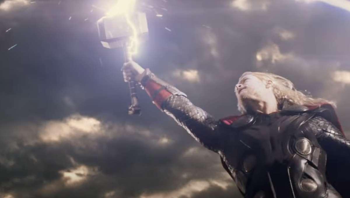 Thor The Dark World Trailer Still