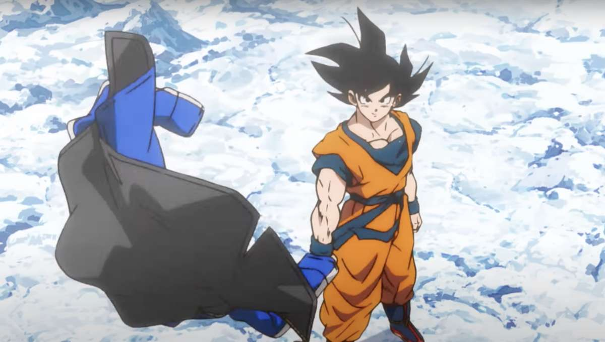 Dragon Ball Super: Broly Trailer Still