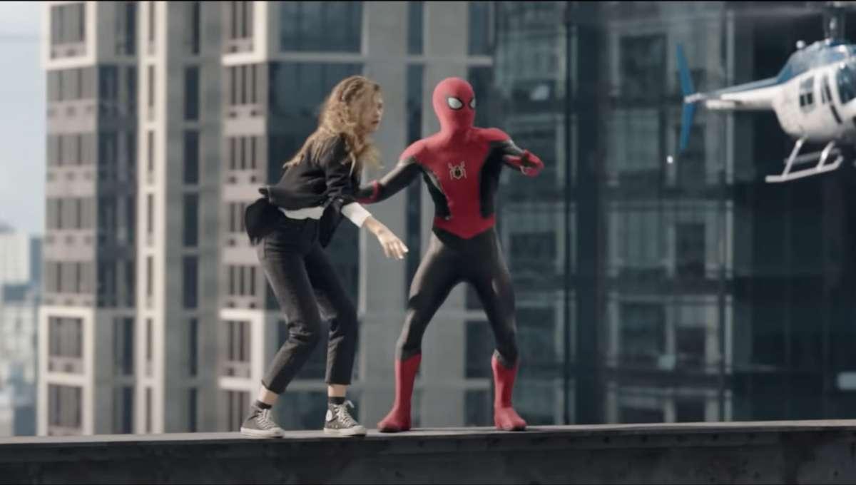 SPIDER-MAN: NO WAY HOME Trailer Still