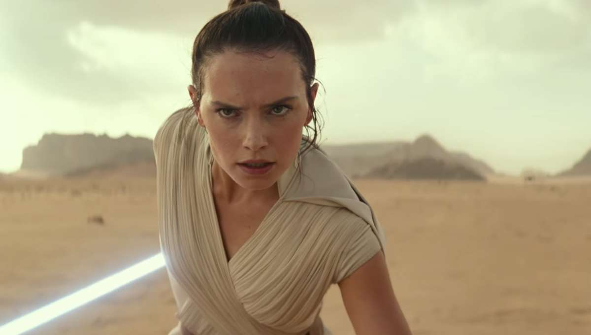Star Wars: The Rise of Skywalker (Daisy Ridley as Rey)
