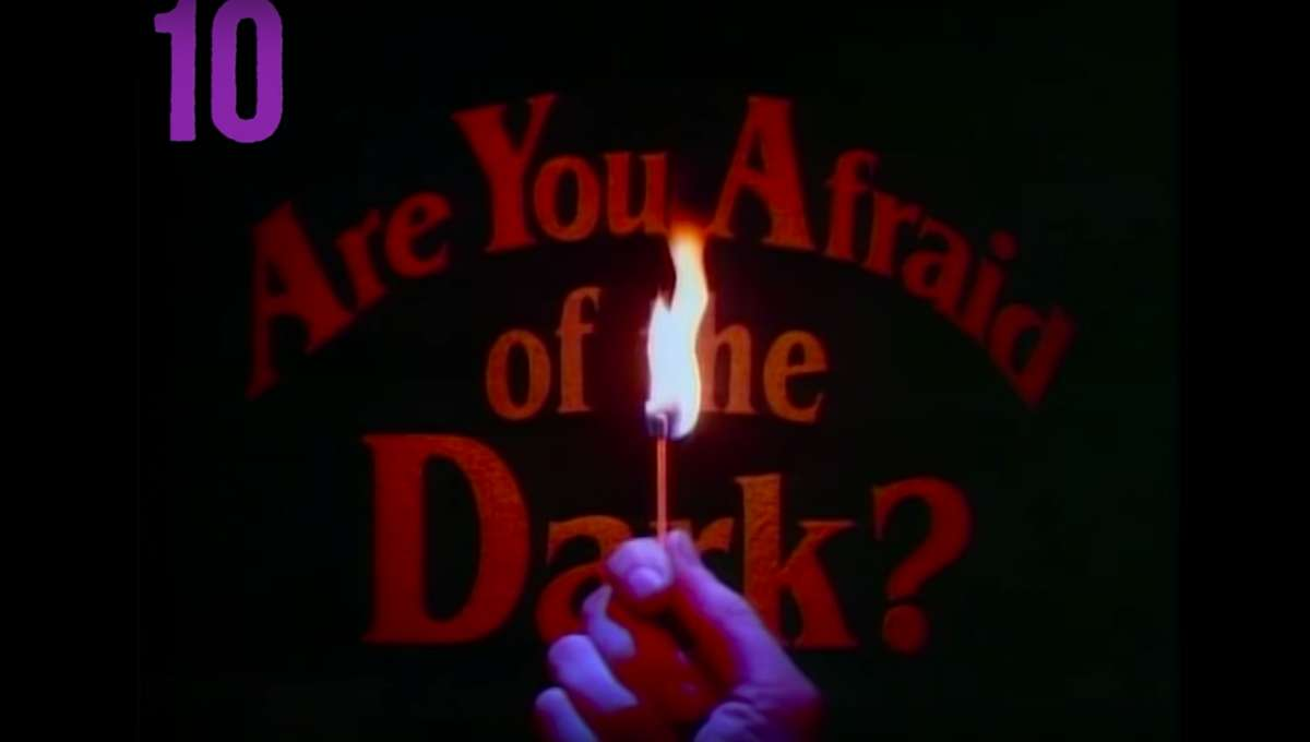Are You Afraid of the Dark? logo
