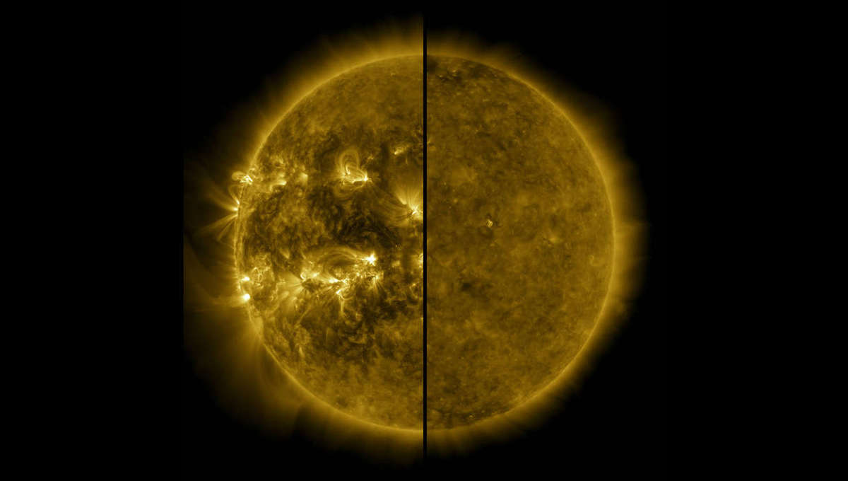 A New Solar Cycle Has Started