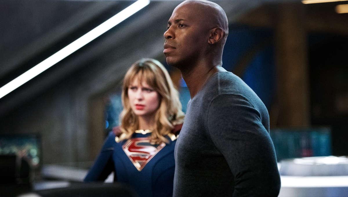 James Olsen Supergirl Mehcad Brooks