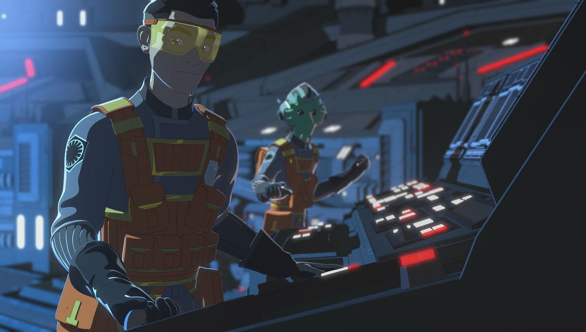 Star Wars Resistance 2x11 2