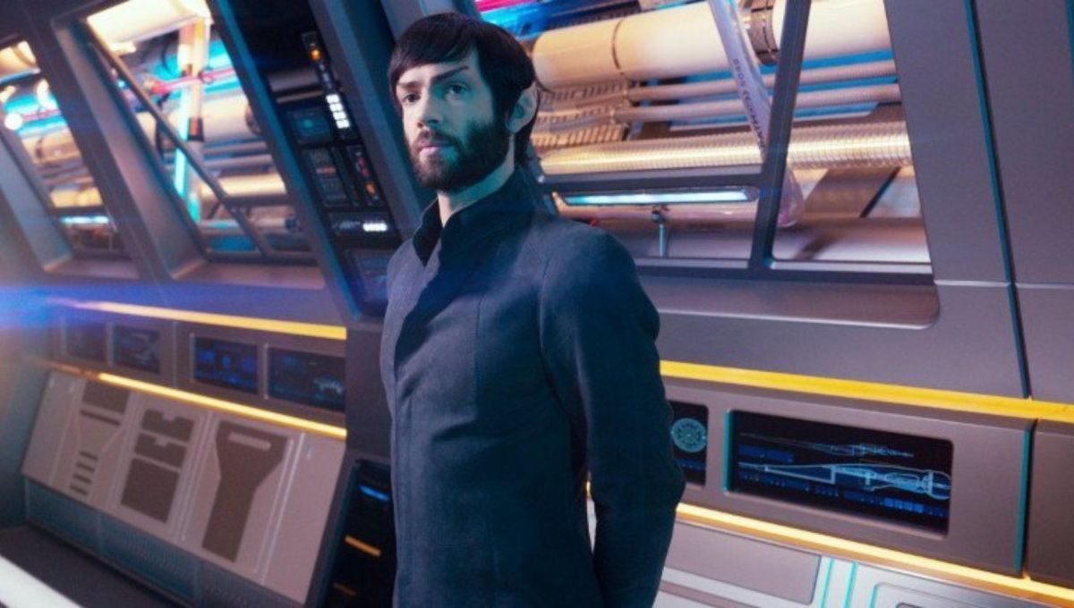 Star Trek: Discovery, Spock