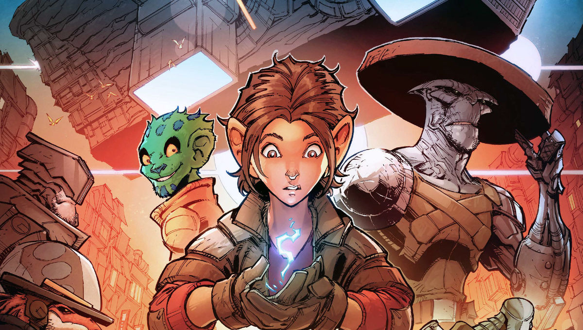 Stone Star #1 Cover