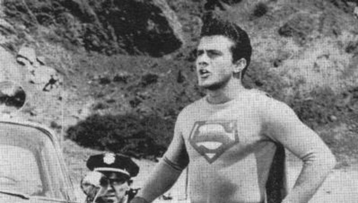 John Rockwell Superboy