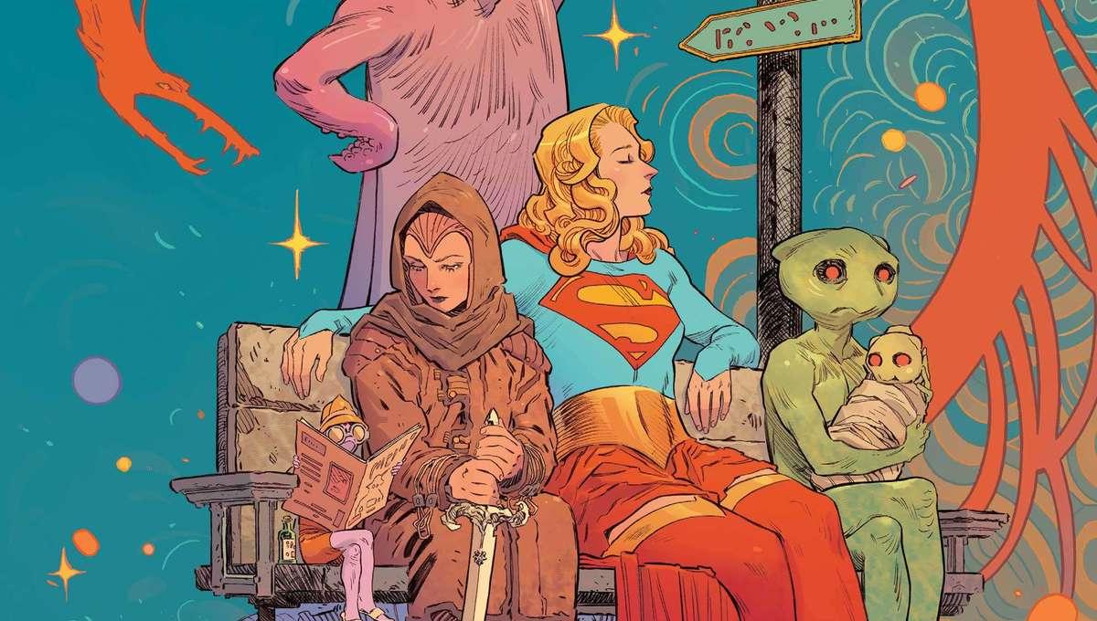 Supergirl Woman of Tomorrow 2 1