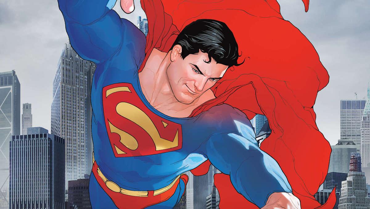 Superman New Mission Statement