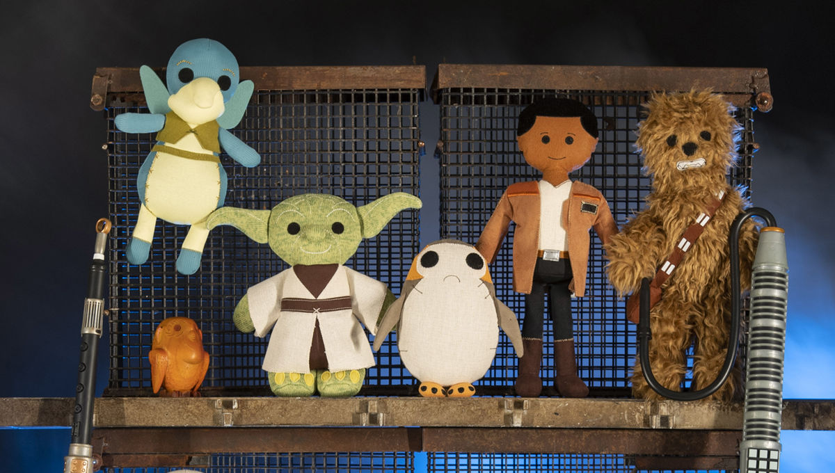 Star Wars Galaxy's Edge toys