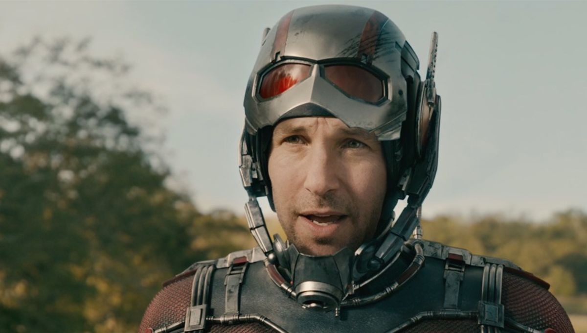 Ant-Man, Scott Lang, Paul Rudd