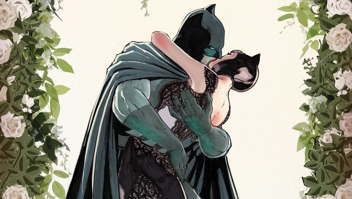 Batman 50 cover close-up