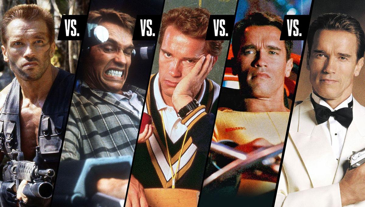 Debate Club: Best Non-Terminator Arnold Movies