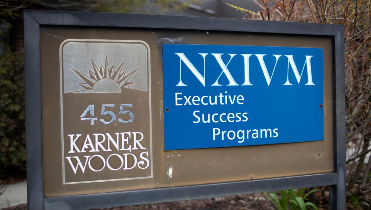 nxivm headquarters getty