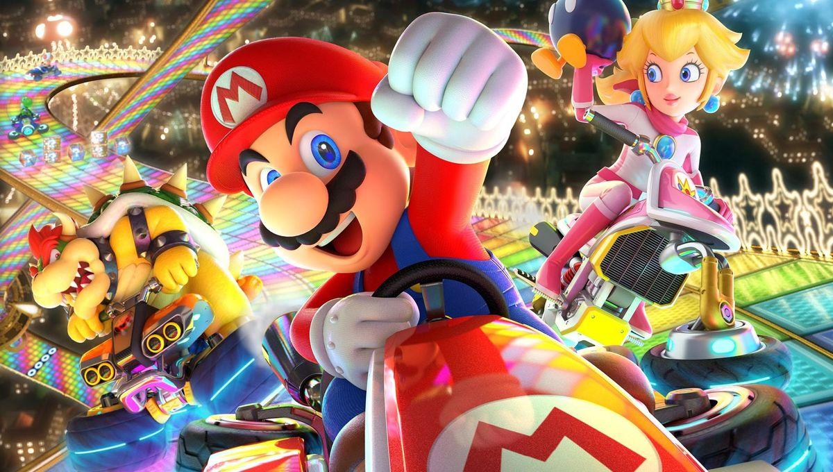 Mario Kart - Mario Kart Group