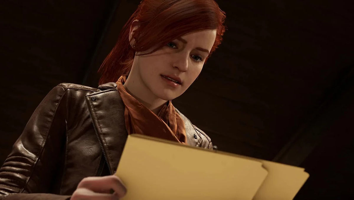 Mary Jane  in Spider-Man PS4