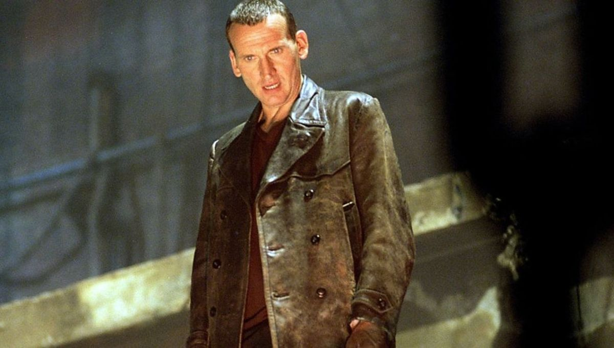 Doctor Who Ninth Doctor Chris Eccleston