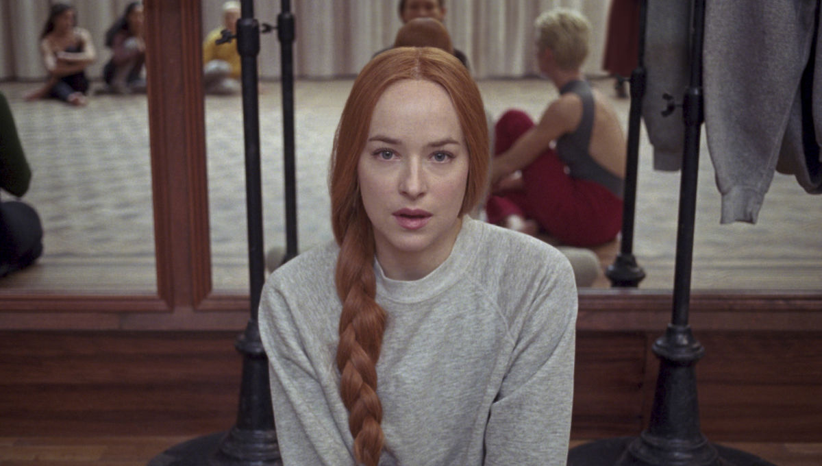 Suspiria remake - Dakota Johnson