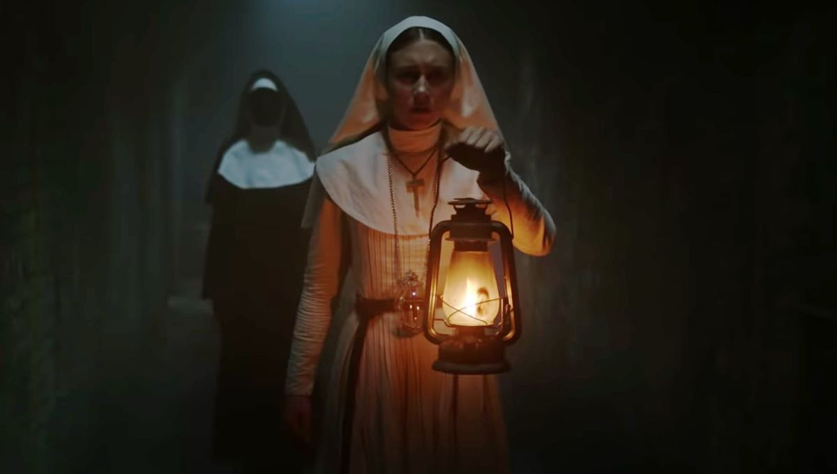 The Nun, Taissa Farmiga