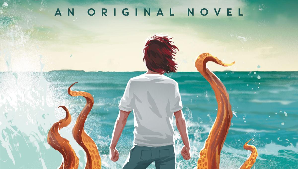 Aquaman: Undertow cover