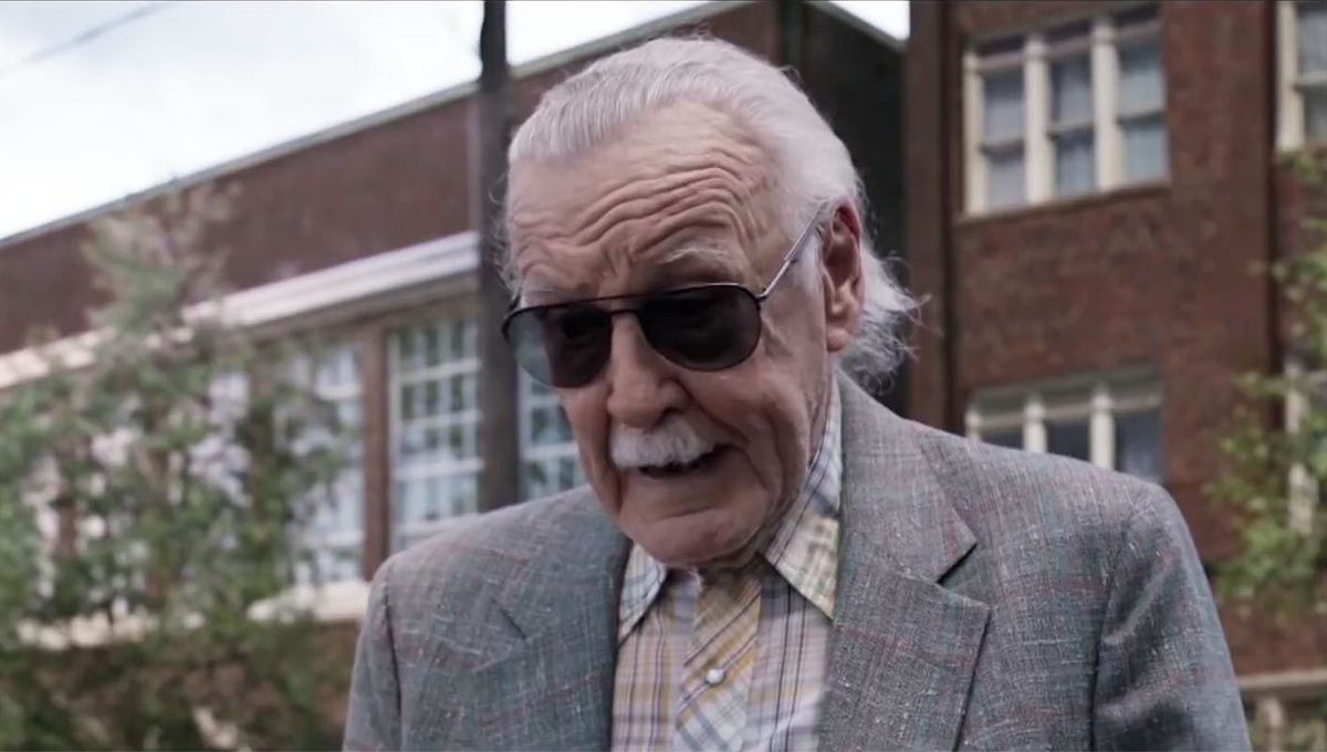 Ant-Man and the Wasp Stan Lee cameo hero