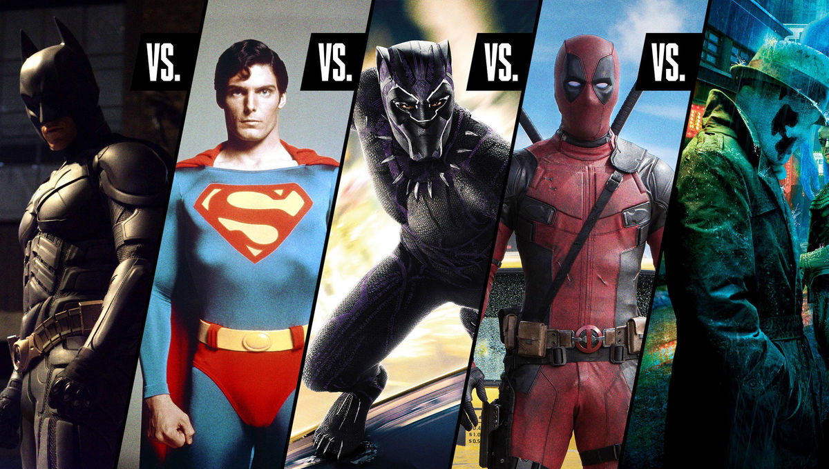 Debate Club: Best Superhero Costumes