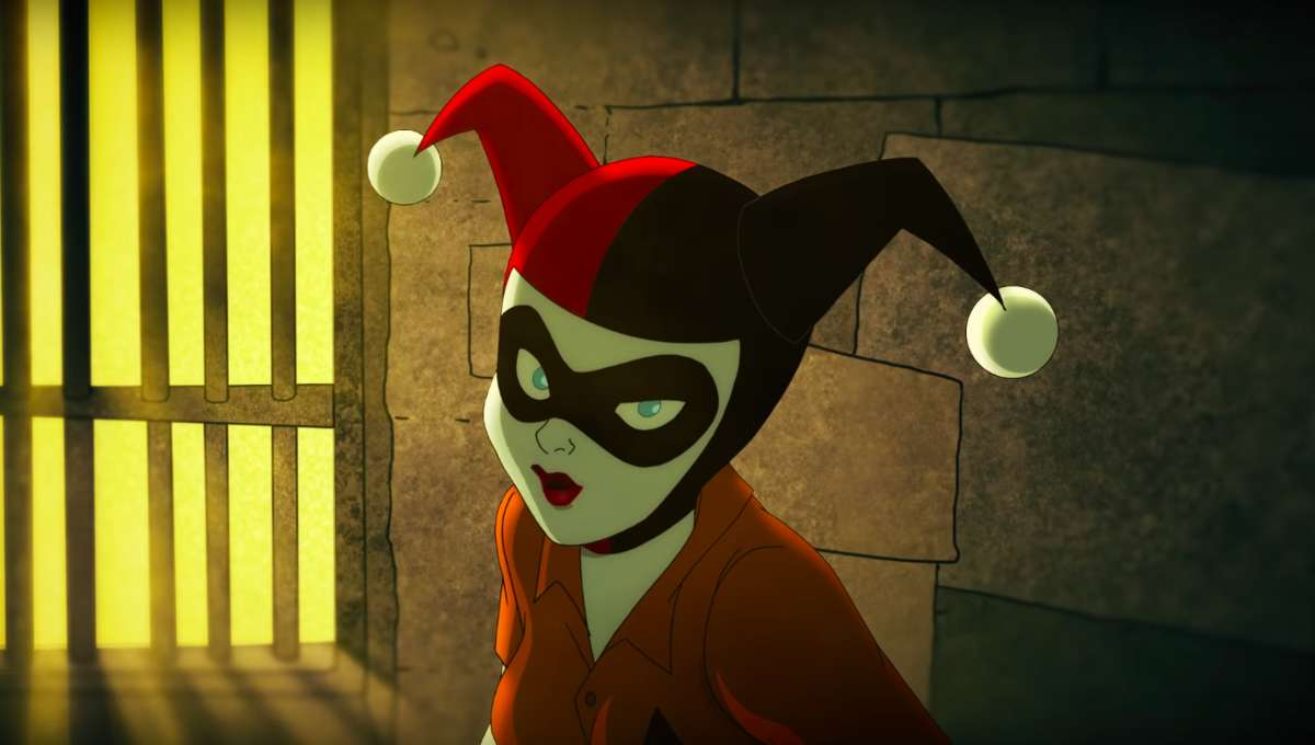 Harley Quinn animated