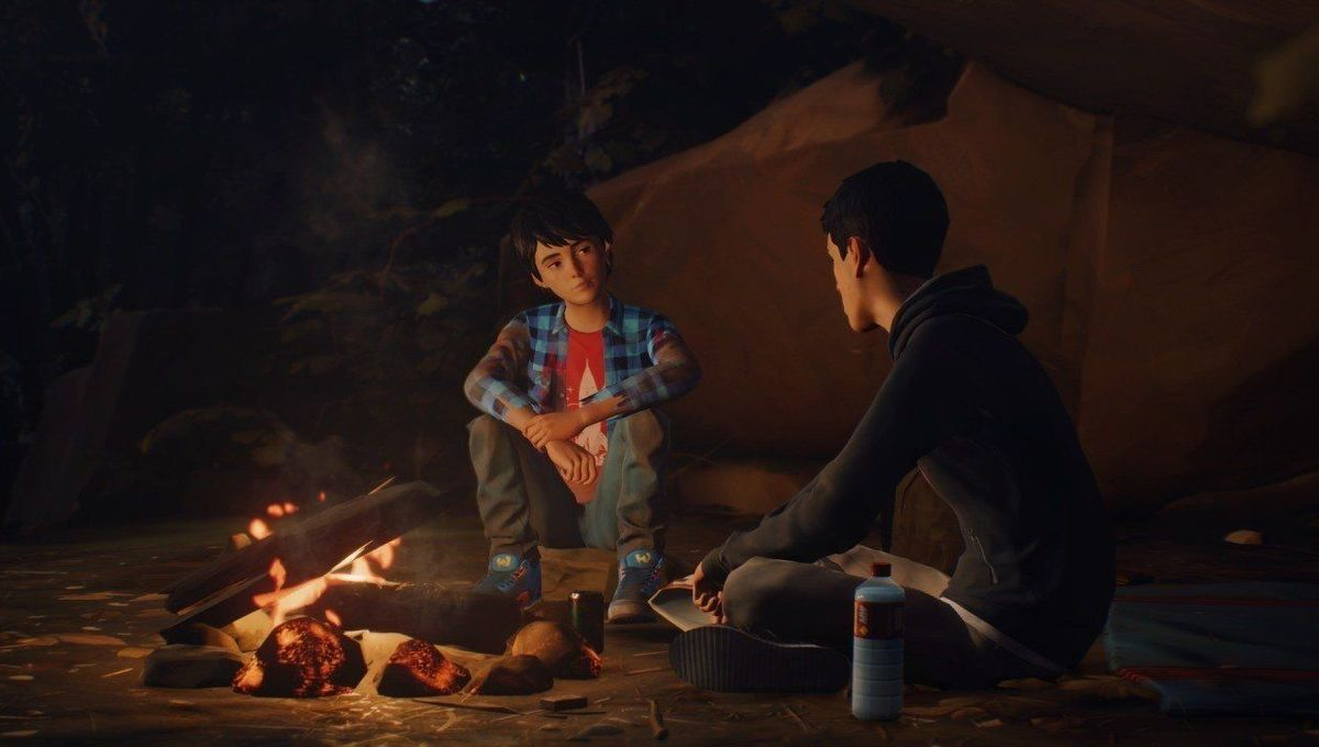 Life is Strange 2: Diaz Brothers Campfire