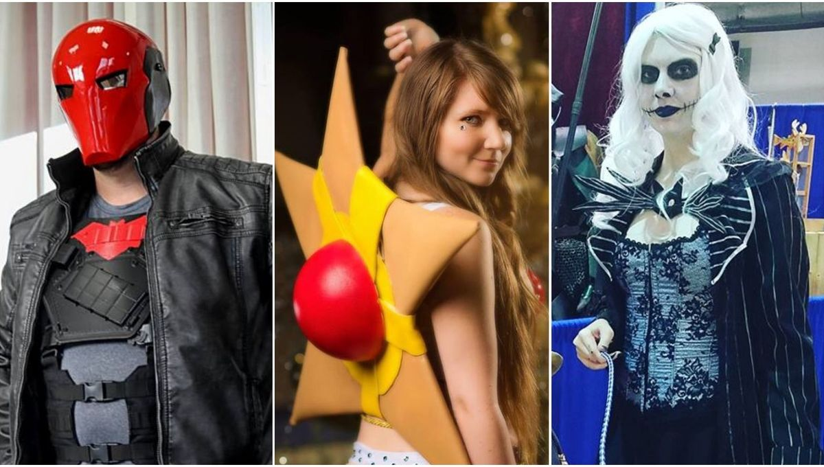 5 examples of modifying cosplay