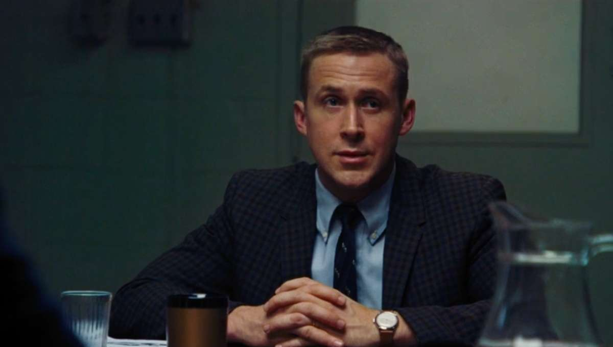 First Man Neil Armstrong Ryan Gosling