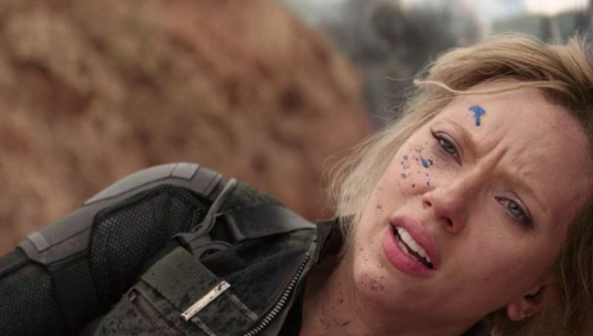 Black Widow Scarlett Johansson Infinity War