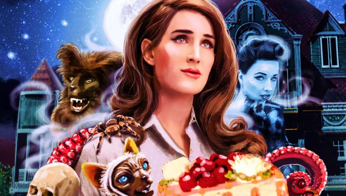 The Curious Creations of Christine McConnell hero netflix poster