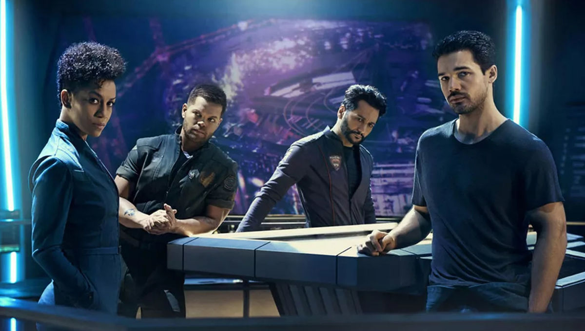 The Expanse season 3 Hero Image