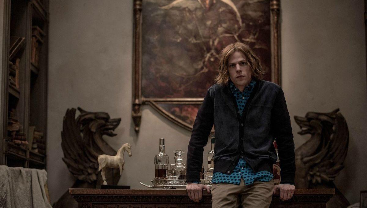 Lex Luthor, Jesse Eisenberg