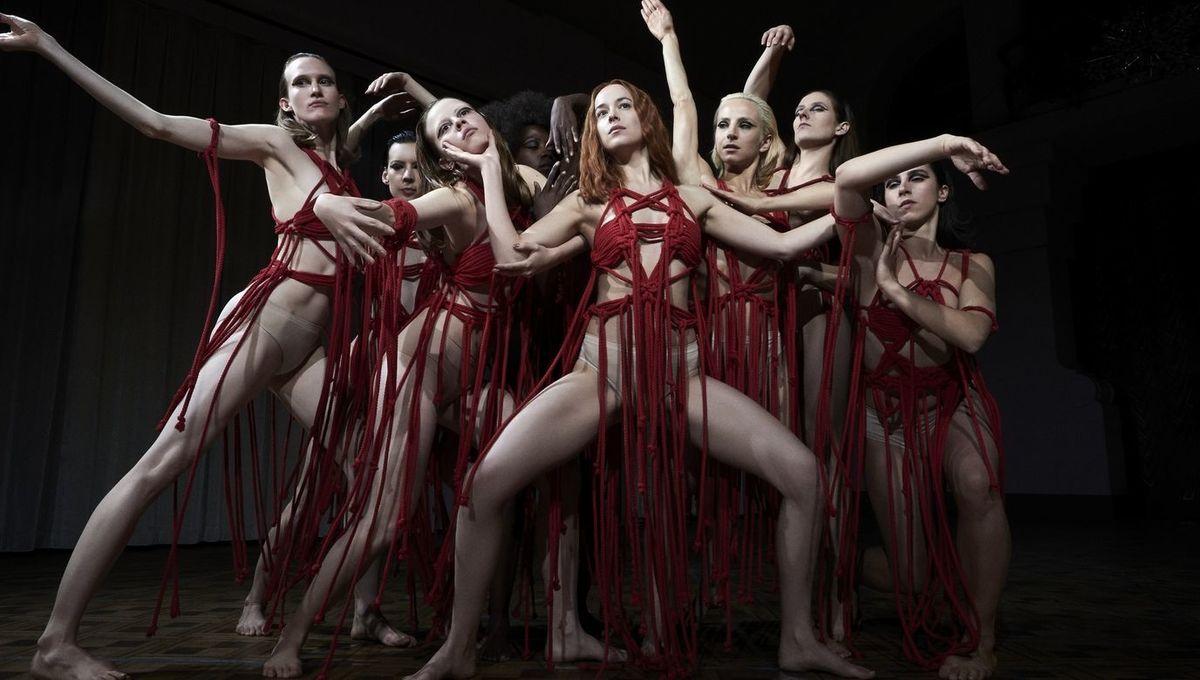 Suspiria Dance Scene