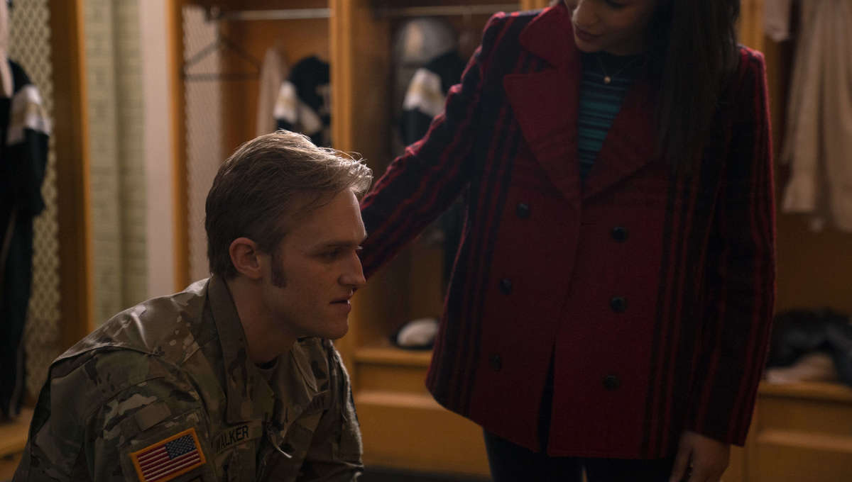Wyatt Russell in The Falcon and the Winter Soldier