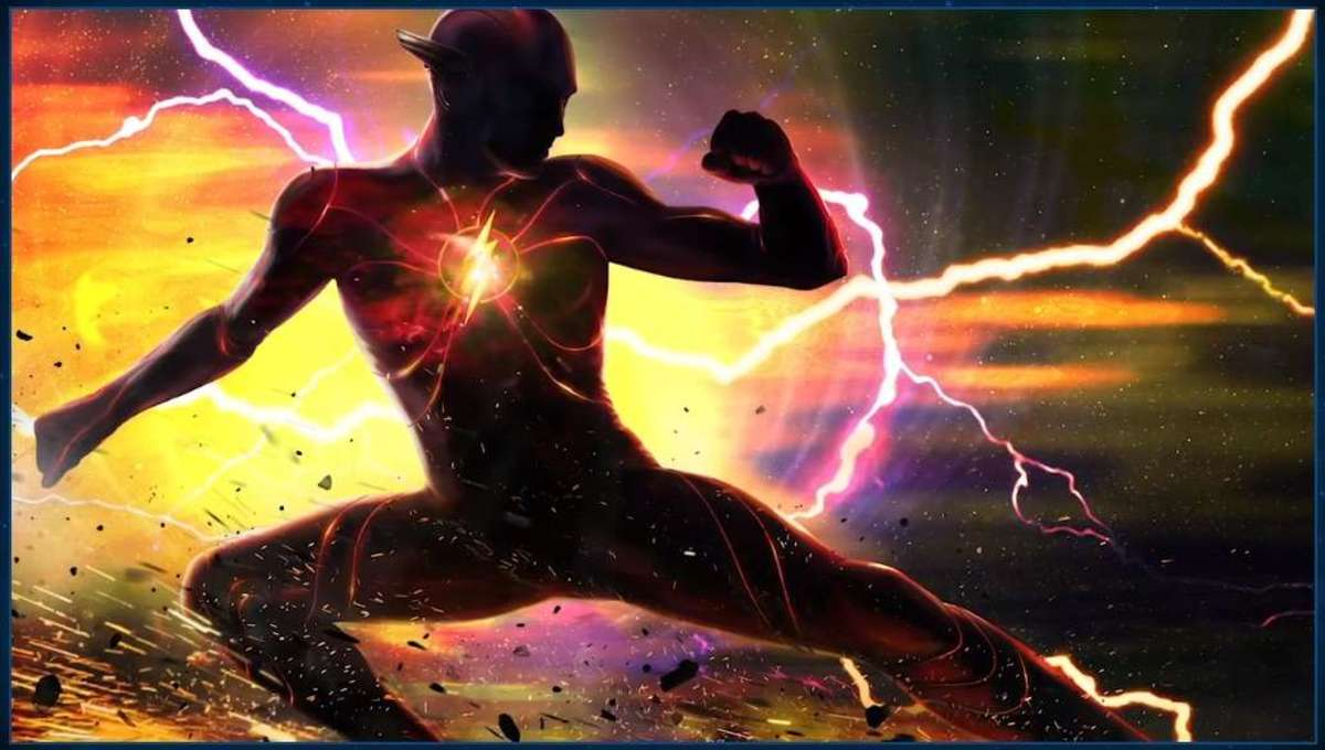 The Flash movie concept art