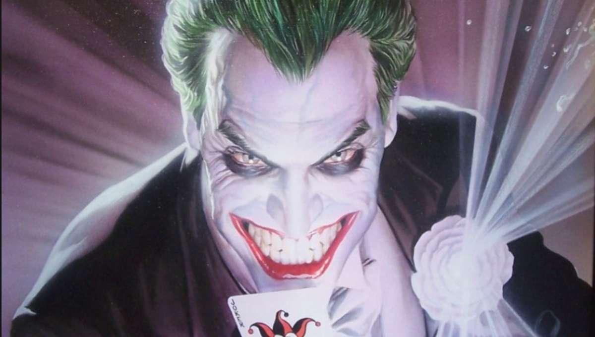 The Joker Ross