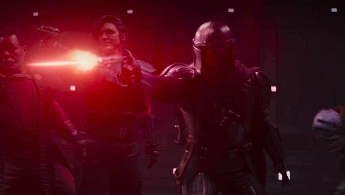 The Mandalorian Chapter 12 Star Wars gaffe