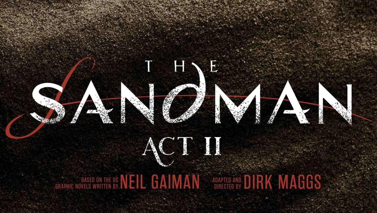 The Sandman Act II Audible Audio Drama hero